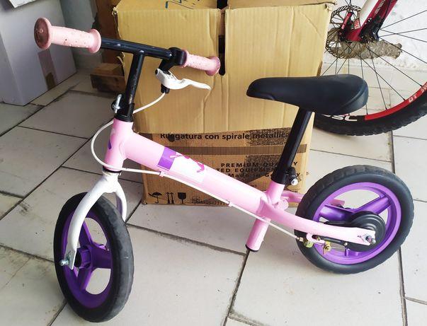 Considerada a melhor bicicleta de aprendizagem para criança