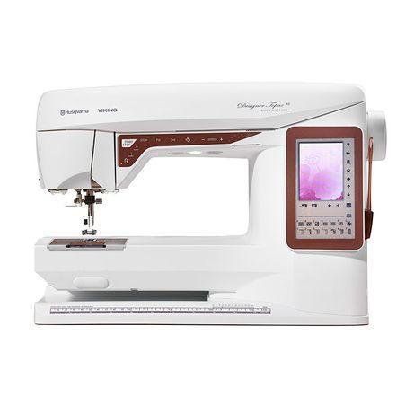 nowa maszyna do szycia z wieloma funkcjami Husqvarna topaz 40 designer