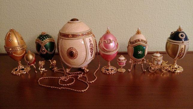 Яйцо - декоративная шкатулка