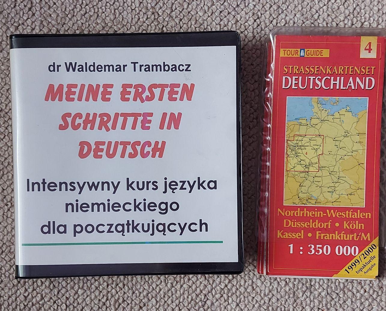 Kurs języka niemieckiego dla początkujących