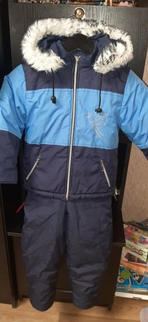 Зимовий теплий костюмчик, костюм, куртка і штани