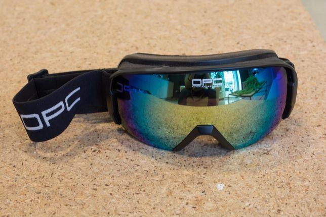 Gogle narciarskie OPC SKI 17 Black REVO powystawowe