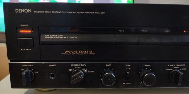 Wzmacniacz stereo Denon pma 920