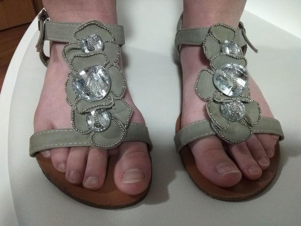 Sandały 37 Altero , sandałki