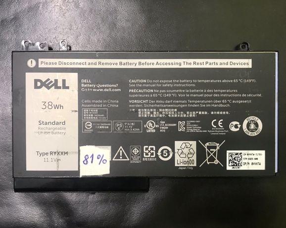 Аккумулятор для Dell Latitude E5250, E5450, E5550, 3150, 3160