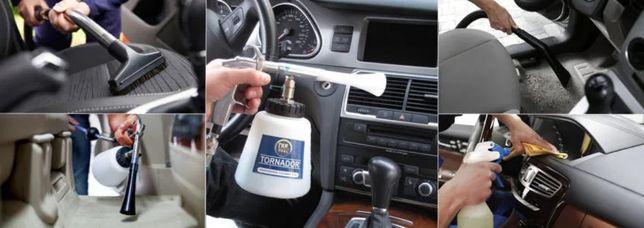 Химчистка салонов автомобиля, предпродажная подготовка Прилуки