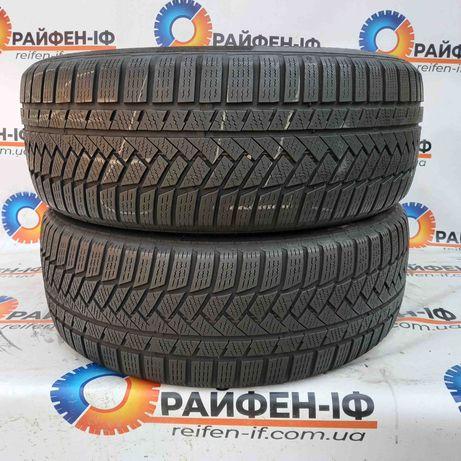 215/55 R17 Continental WinterCntact 850 шини б/у резина колеса 2102214