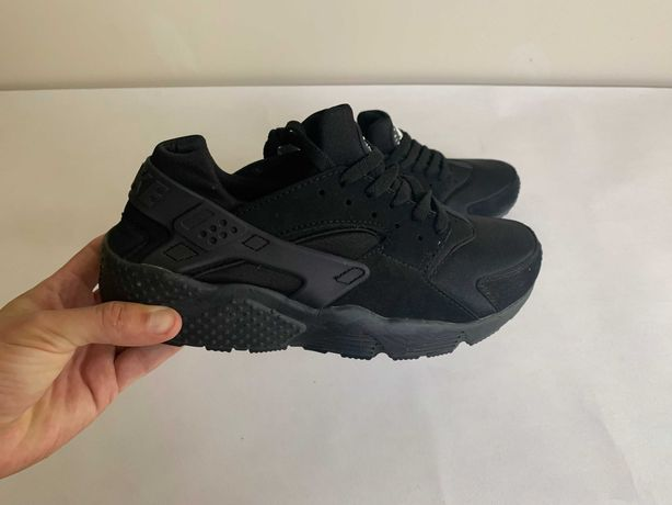Кроссовки Nike Air Huarache Triple Black 37 размер