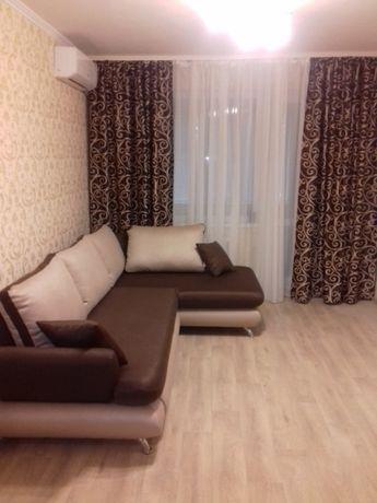 1-2-х комнатные с хорошим ремонтом в центре посуточно (почасово)