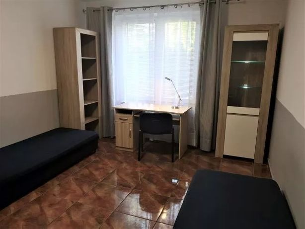 Pokój dla studenta.