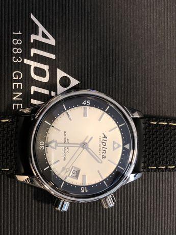 Zegarek Alpina Seastrong Collection Diver Heritage