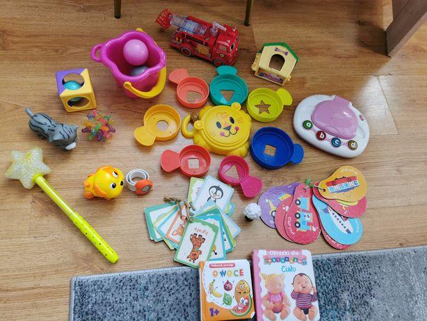 Zestaw zabawek  edukacyjnych