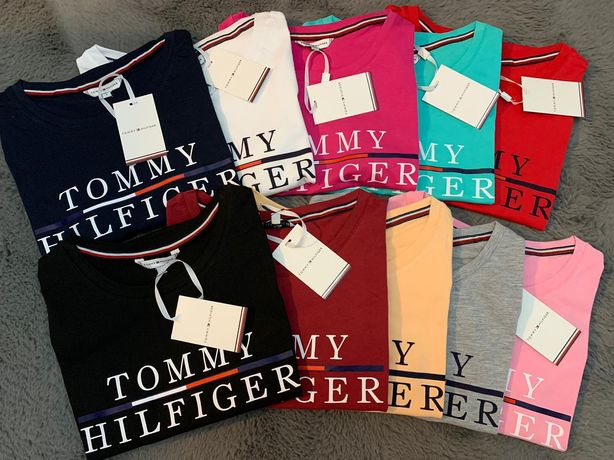 Koszulka damska Tommy Hilfiger