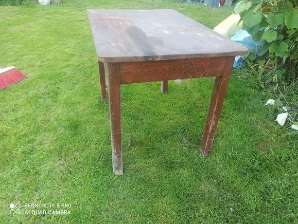 Stół antyk lata 70!