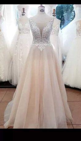Piękna suknia ślubna Model 2020