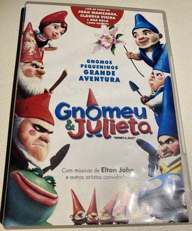 "Dvd ""Gnomeu & Julieta"""