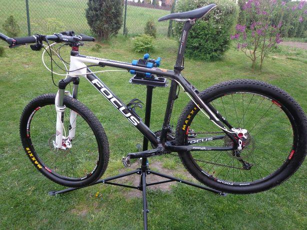 Rower Focus Black Forest Karbon Carbon