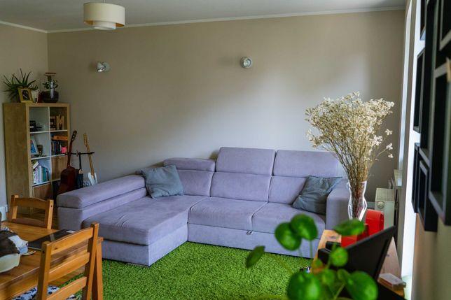 Zielony dywan Shaggy 160x220