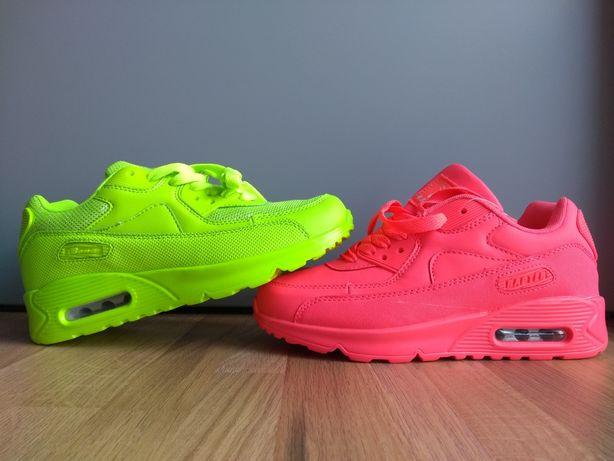 WYPRZEDAŻ! Rozmiary 37-40 Buty sportowe / adidasy / typu Nike Airmax