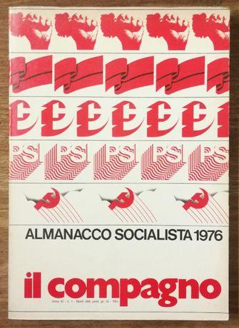almanacco socialista 1976, il compagno
