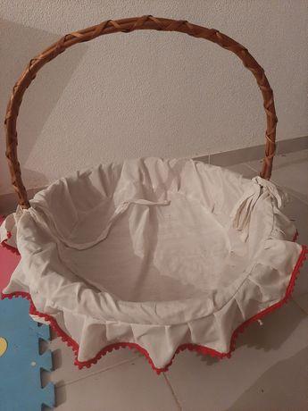 cesta en verga diametro 52cm