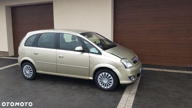 Opel Meriva 1,3 Cdti 10x airbag klimatronik 4xszyba pod. fotele. po kolizji rej PL