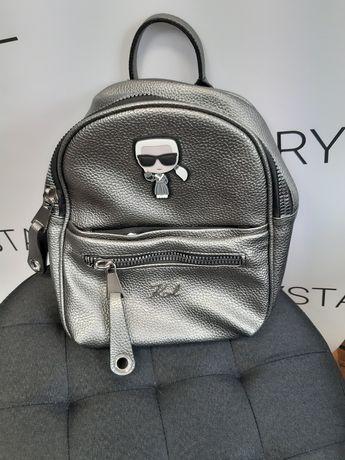 Boski plecak plecaczek Karl Lagerfeld kolory