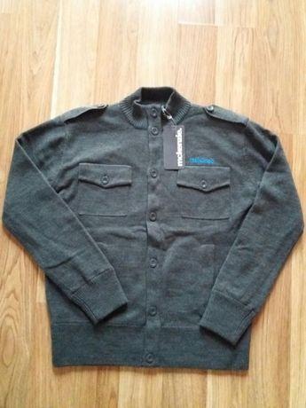 Nowa bluza sweter McKenzie grafit 13 lat 158-164 cm