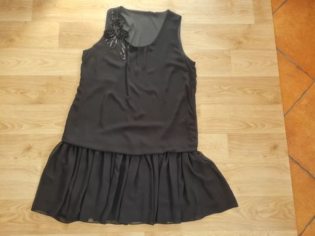 Sukienka czarna rozmiar 42