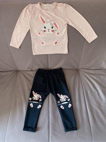 Красивый костюм на девочку 2-4 лет