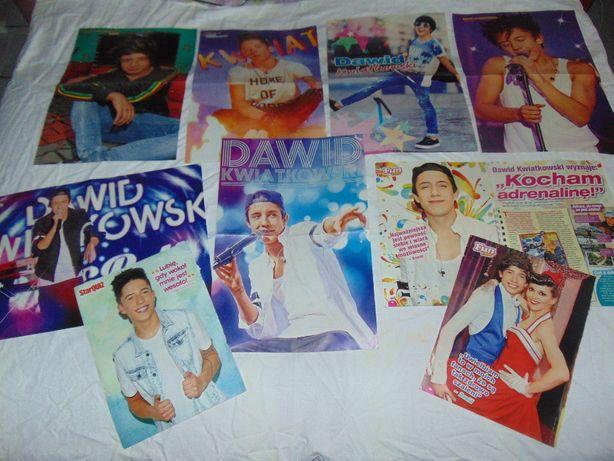 Dawid Kwiatkowski plakaty