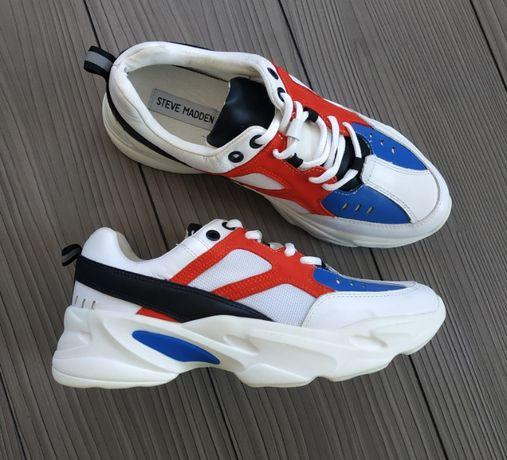 Ультра модные кроссовки Steve Madden оригинал