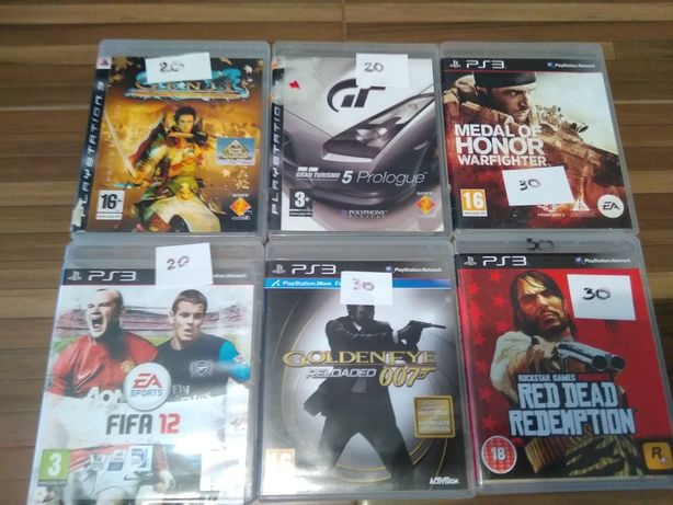 Gry PlayStation 3