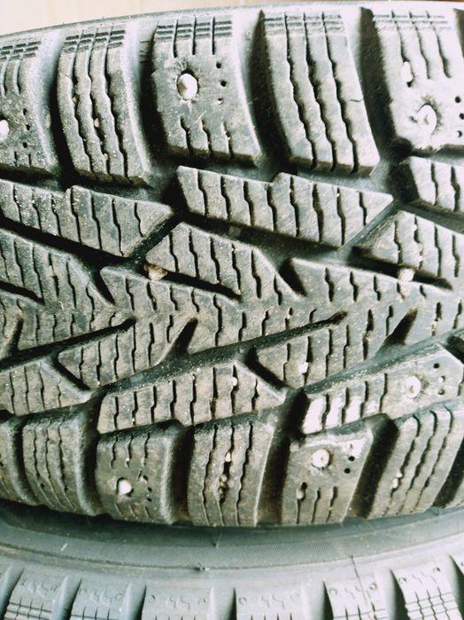 Зимняя резина Nokian Hakka 7 на дисках 175 70 13 комплект 4 колеса Киев - изображение 1