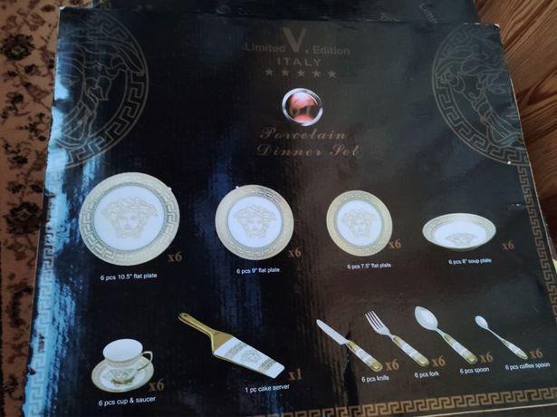 Набор посуды limited edition, italy, 55 элементов