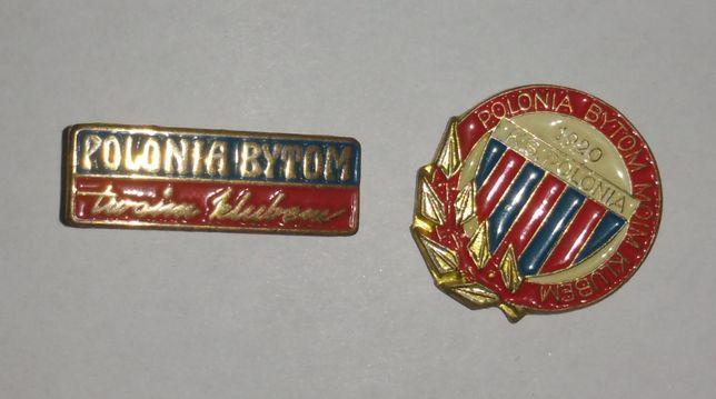 Polonie Bytom - odznaki klubowe