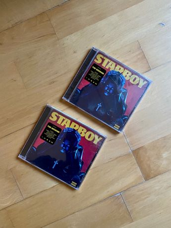 The Weeknd Starboy CD wydanie USA! Folia