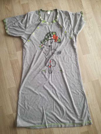 koszula nocna ciążowa/do karmienia 2
