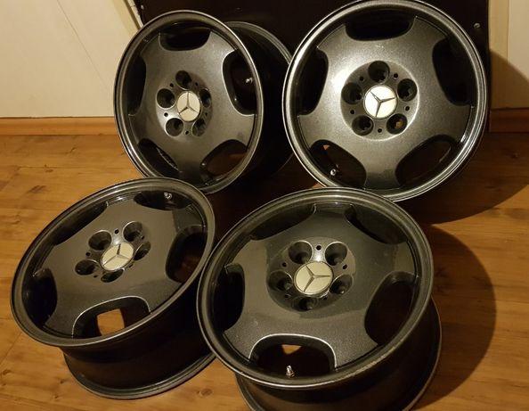 Комплект оригинальных дисков R16 Mercedes-Benz W210