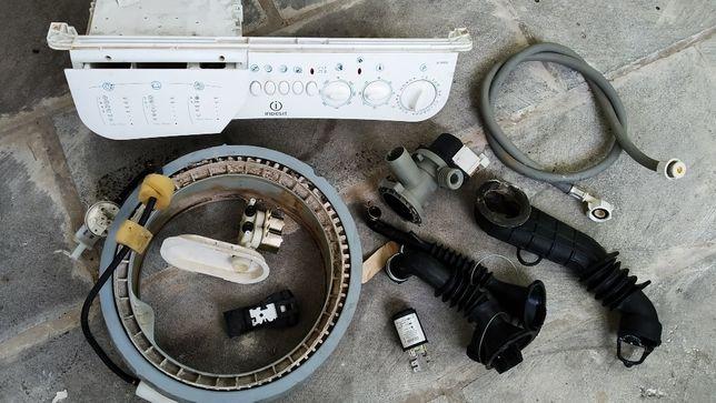 Продам стиральную машину INDESIT W128TX EX по запчастям