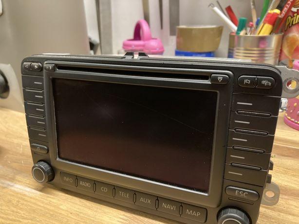 Radio VW MFD2