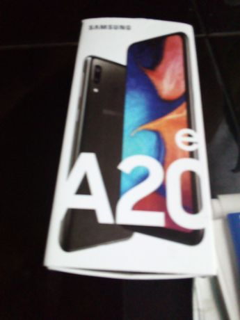 Telefon Samsung Galaxy a 20 e nowy kolor czarny polecam