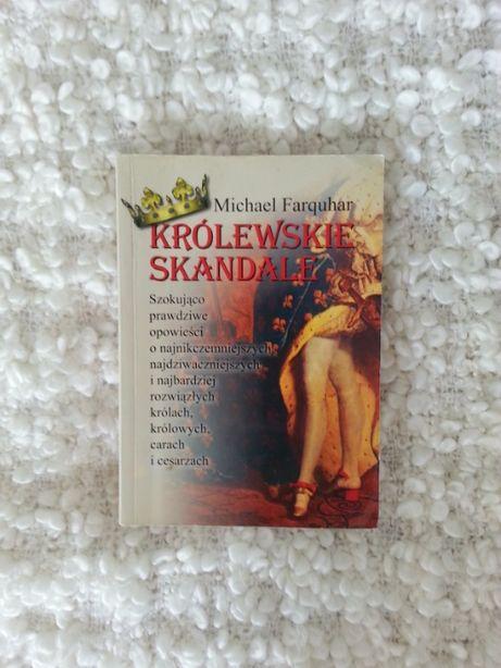 Królewskie skandale Michael Farquhar