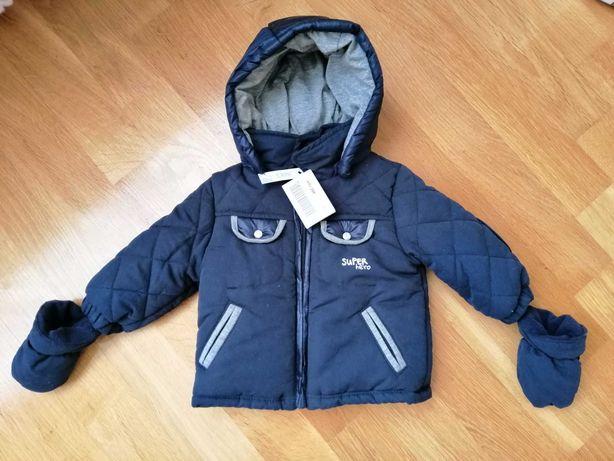 Дитяча курточка на хлопчика