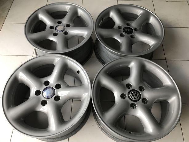 4 Jantes 16 Mercedes