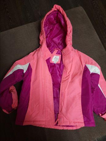 Дитяча куртка зимова