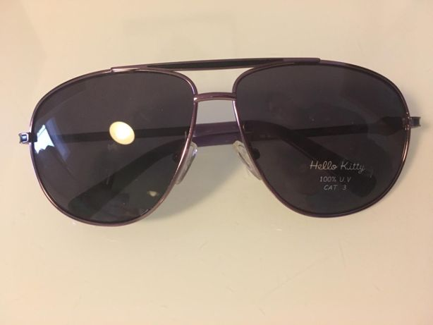 Óculos de Sol de Criança- HELLO KITTY- NOVOS