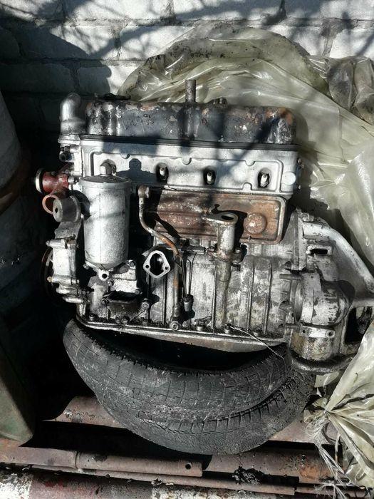 Двигатель Волга 24 Саварка - изображение 1