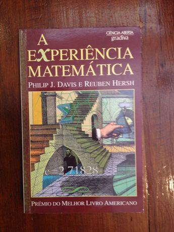 Philip J. Davis e Reuben Hersh - A experiência matemática