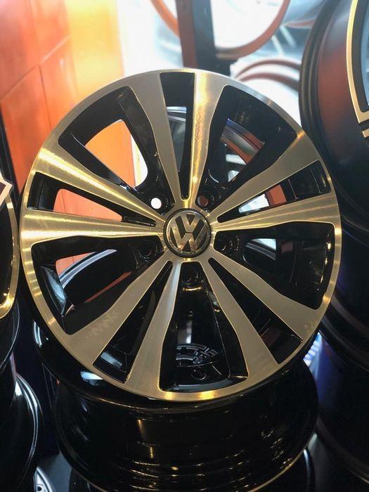 Jantes usadas originais 16 5x112 VW golf VII #Nº174